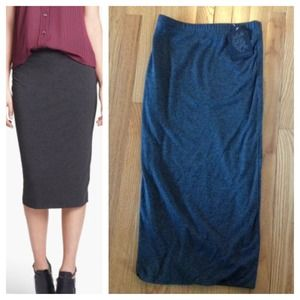 Trendyland Dresses & Skirts - NEW Gray Midi Pencil Skirt ~ Editor's Pick