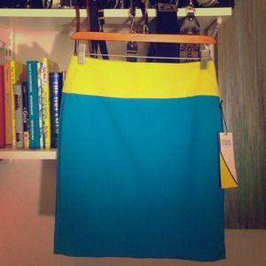 Prabal Gurung for Target Neon Skirt