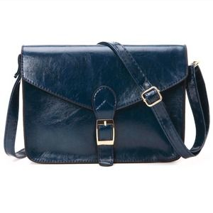 SOLD Florence bag (midnight blue)