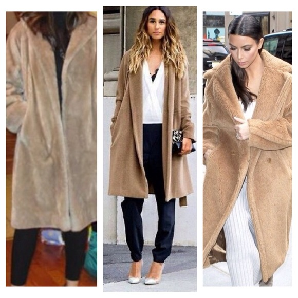 35% off Jackets & Blazers - Vintage Borgana Faux Fur Coat from ...