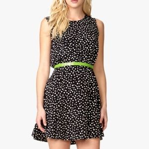 Polka dot dress from forever21, brand new w/ tag.
