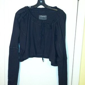 All Saints Tops - All Saints funky 1/2 shirt
