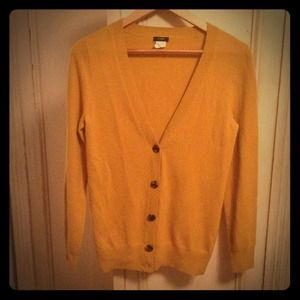 J. Crew Sweaters - REDUCED! J.Crew Boyfriend Cardigan