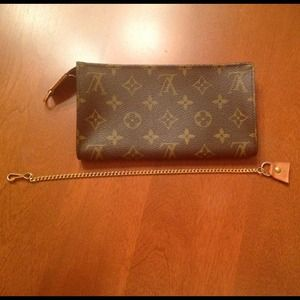 Louis Vuitton Accessories - Authentic Louis Vuitton Chain.