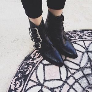 Jeffrey Campbell Shoes - Jessica Buurman Ankle Boots 1