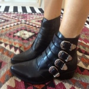Jeffrey Campbell Shoes - Jessica Buurman Ankle Boots 2