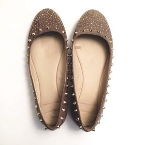 Zara Shoes - Zara girls flats 36 (adult size 6)