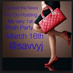 I'm thrilled to announce I'm Co-Hosting on 3/16