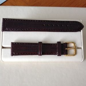Speidel Other - Teju Lizard watch strap. NWOT