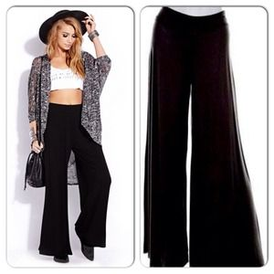 Tresics Femme Palazzo Pants Free People Inspired M