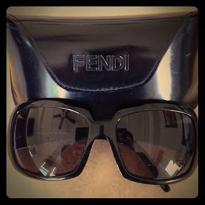 100% Authentic vintage FENDI sunglasses