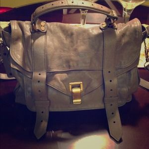 Proenza Schouler Handbags - Proenza Schouler PS1 in smoke