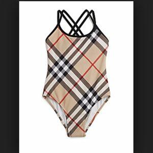 Burberry Baby Boy Swimsuit