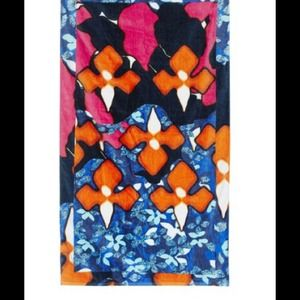 Peter Pilotto for Target Red Iris Beach Towel