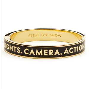 Kate Spade Lights Camera Action Bangle