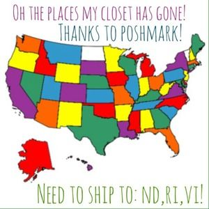 Oh the places my closet has gone!