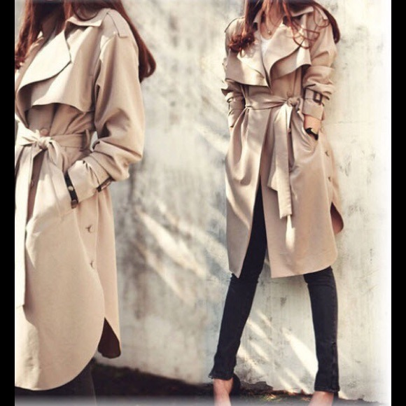 2in1 Classic Trench Coat by Evan Picone FIRM