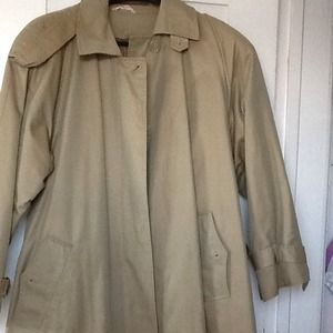 Evan Picone Jackets & Blazers - 2in1 Classic Trench Coat by Evan Picone FIRM