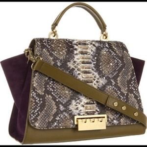 Z SPOKE BY ZAC POSEN Handbags - Z SPOKE BY ZAC POSEN Green Eartha Tote purse