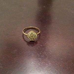 kate spade Jewelry - Kate Spade Pave Spade Ring