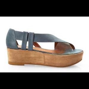 Jeffrey Campbell wedge sandal