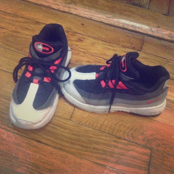 Nike Shoes Toddler Air Max Size 10 Worn Good Condition Poshmark
