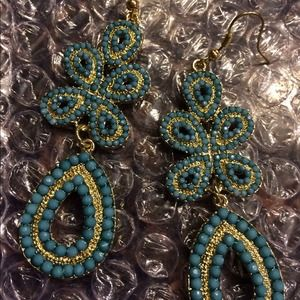 Bohemian inspired earrings