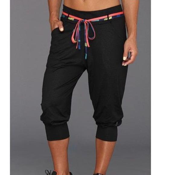 68% off Reebok Pants - Reebok dance crop Capri from Shash's closet ...