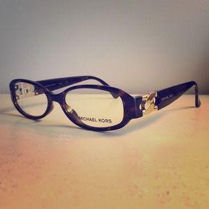 Authentic Michael Kors eyeglasses !!