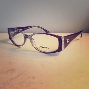 Authentic Chanel Eyeglasses!