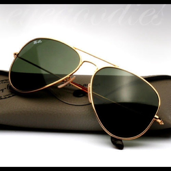 41 off ray ban accessories ray bans aviators from kelly for Ray ban aviator verre miroir