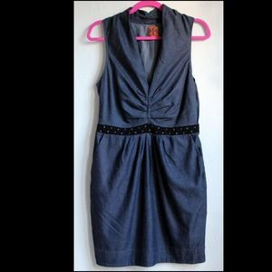 Tory Burch Denim Dress