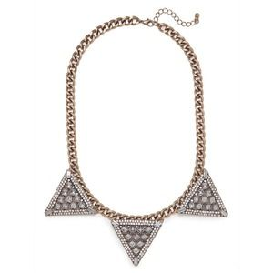 Baublebar Jewelry - HWTF x Baublebar Warrior Triad Necklace (Sold out) 2