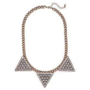 Baublebar Jewelry - HWTF x Baublebar Warrior Triad Necklace (Sold out)