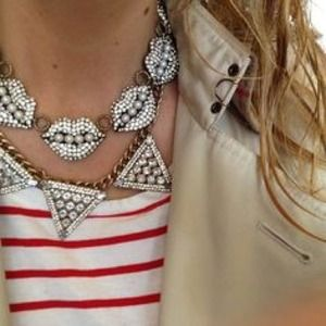 Baublebar Jewelry - HWTF x Baublebar Warrior Triad Necklace (Sold out) 4