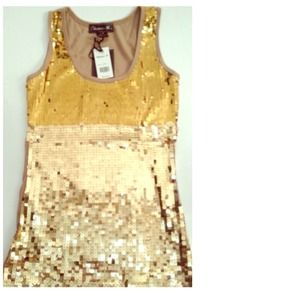 Ombre Sequin Tank [HP]