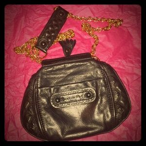 Juicy Couture Handbags - Juicy couture black crossbody bag