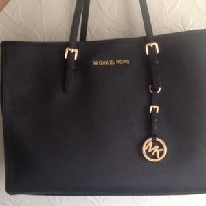 Black Michael Kors Bag