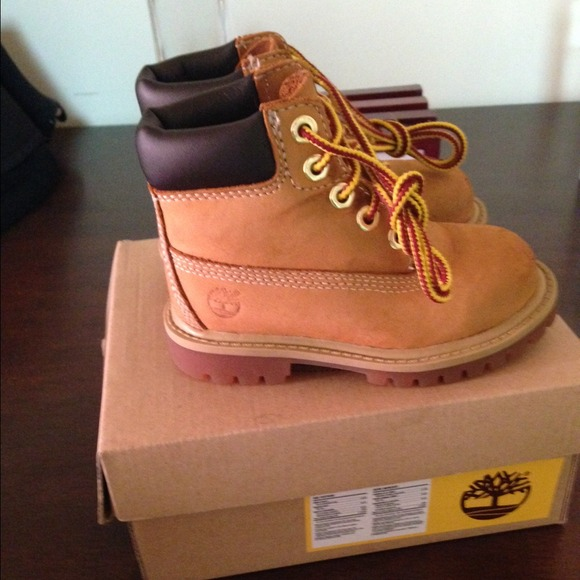 timberland toddler boots size 6