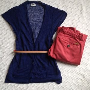 J. Crew Sweaters - Wallace Navy Sweater