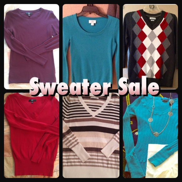 Van Heusen Women'S Argyle Sweater 15