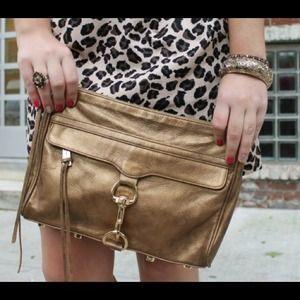 Rebecca Minkoff Bronze MAC Bag