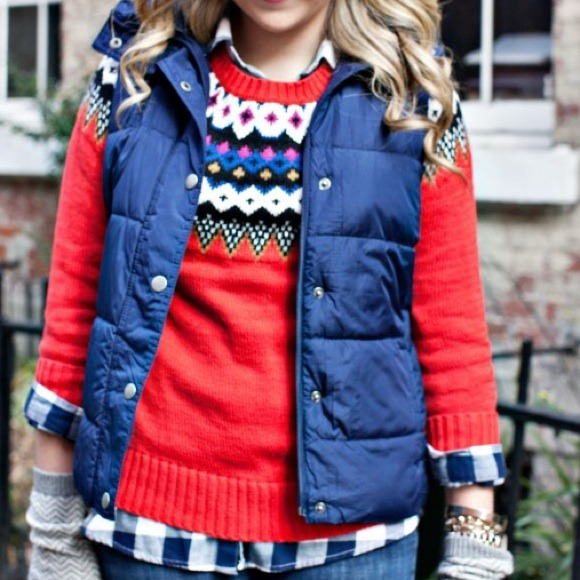 67% off Old Navy Sweaters - Old Navy Fair Isle Sweater from ...