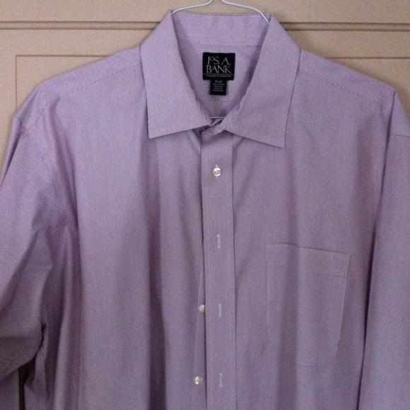 87 off jos a bank other mens striped jos a bank for Joseph banks dress shirts
