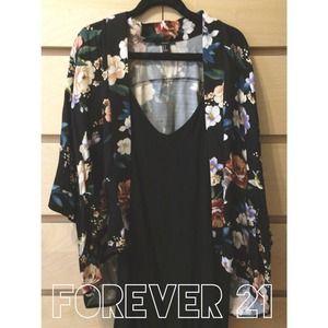 NWOT Forever 21 kimono