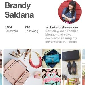 Sharing #poshfinds to Pinterest