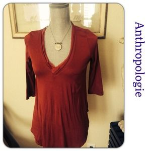 New - Anthropologie top