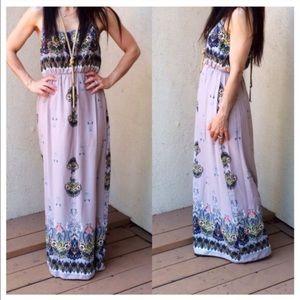 Lovely long maxi dress SALE
