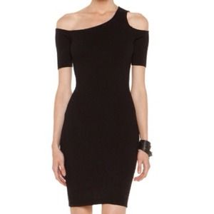 SALE! HELMUT Helmut Lang Cutout Dress