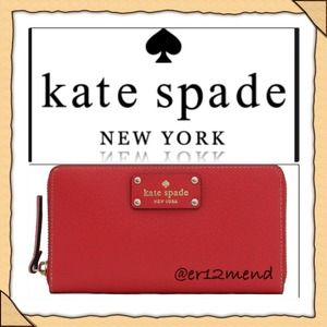 kate spade Clutches & Wallets - 💯% Authentic Kate Spade wallet